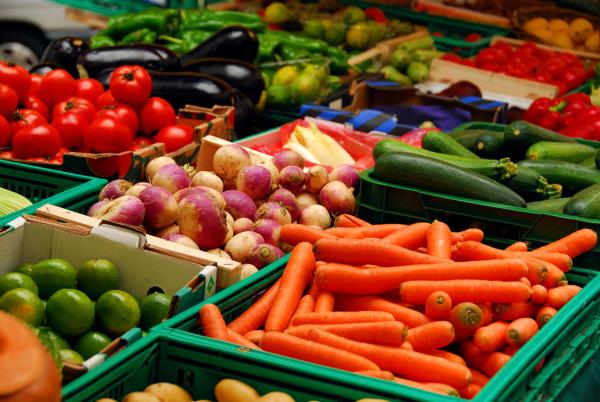 farmers markets in Virginia