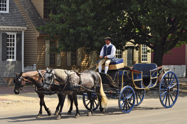 Colonial Williamsburg Honors Those Who Serve