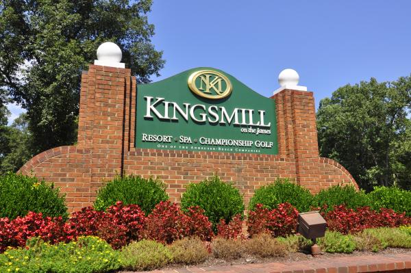 Kingsmill homes for sale