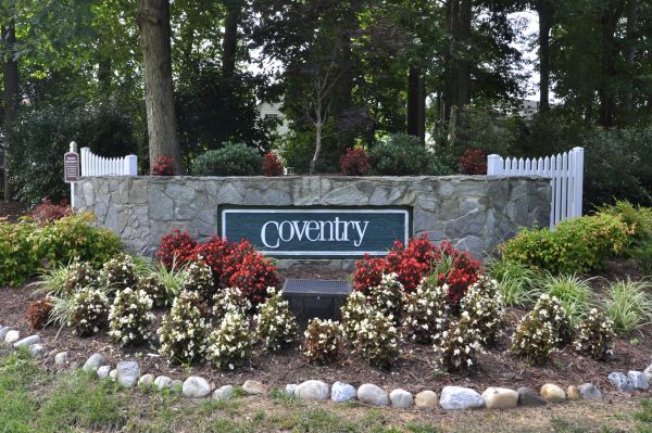 homes for sale in Coventry