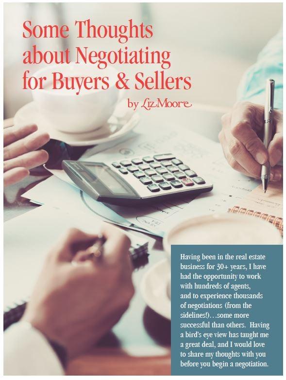 negotiaing