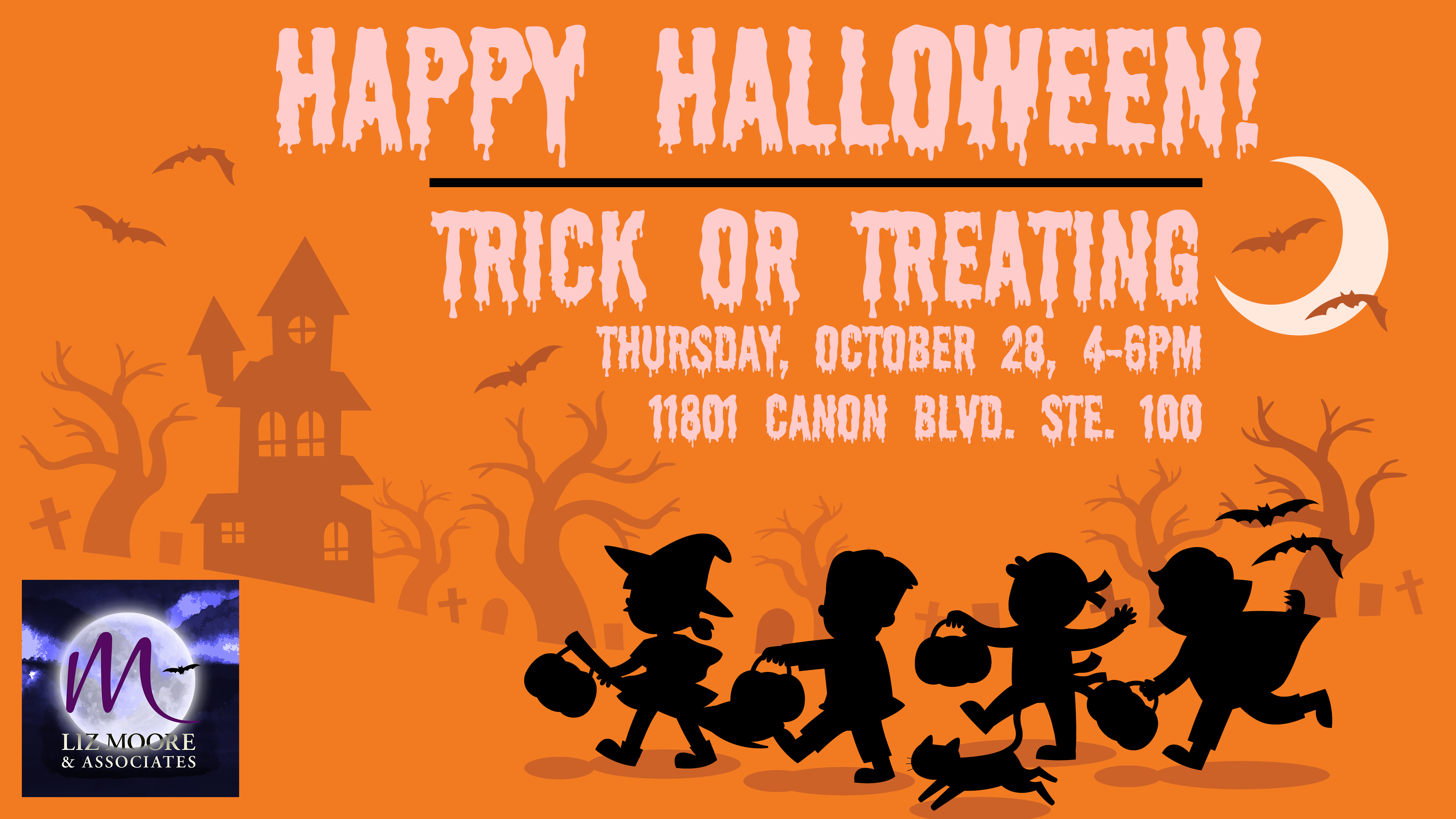 Trick or Treat at our Newport News Office