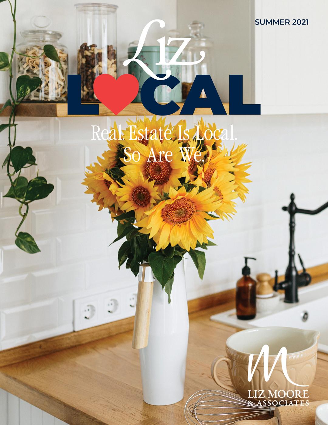 Liz Local Magazine: Summer Edition